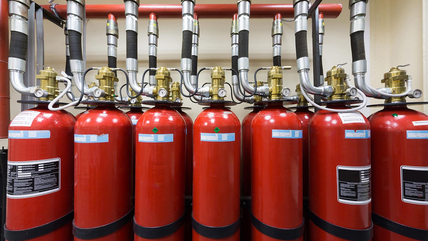Components Of Fire Protection Systems